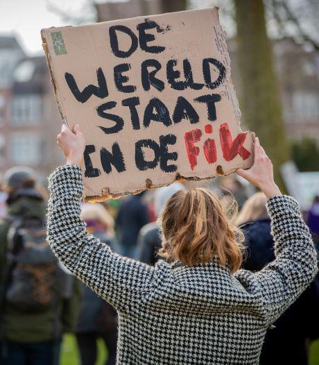 Kandinsky wapent leerlingen tegen het ongemakkelijke klimaatprobleem