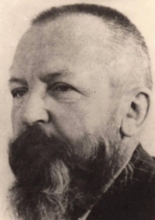 Henk Sneevliet in de oorlogsjaren.