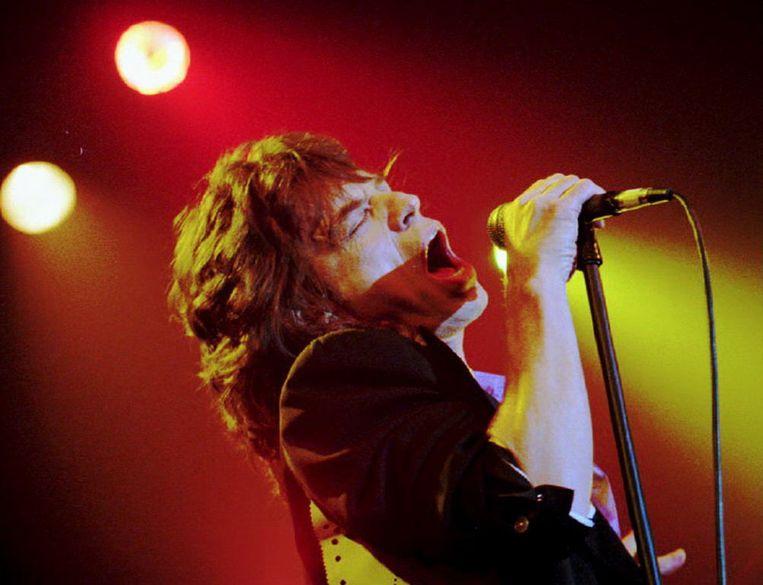 Mick Jagger Beeld AFP