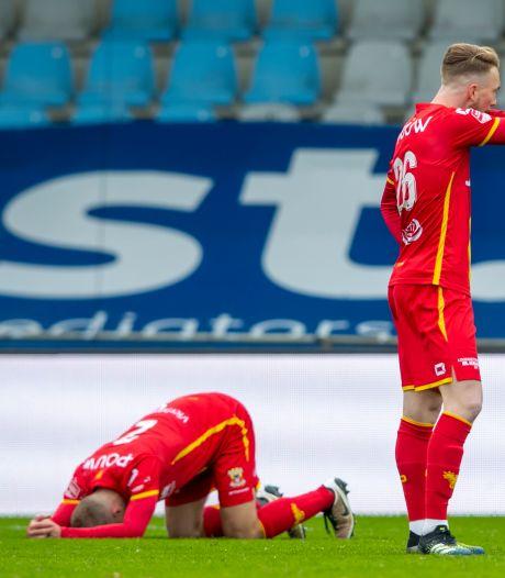 Met onmachtige frontlinie is oorlog niet te winnen: GA Eagles vindt Waterloo in Doetinchem