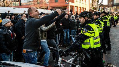 """Rumoerige intocht Sinterklaas in Nederland, ook vandaag: """"Relschoppers moeten aangepakt worden"""""""