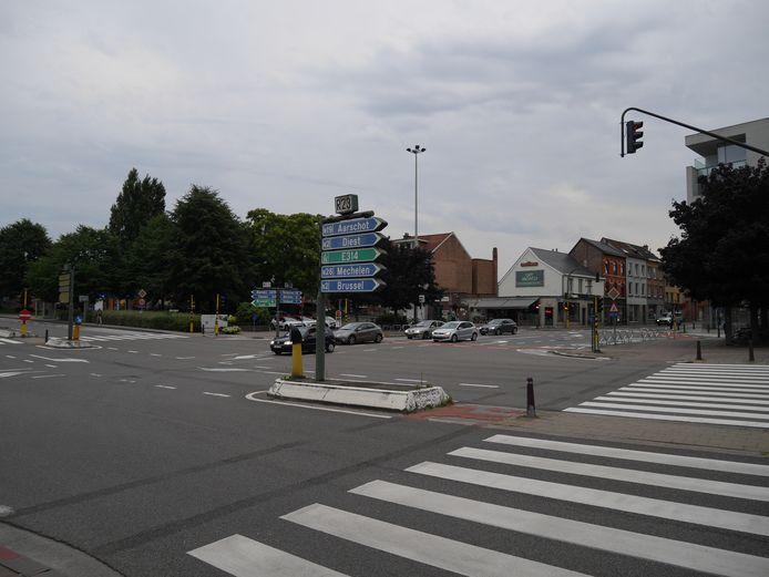 De Tervuursepoort in Leuven