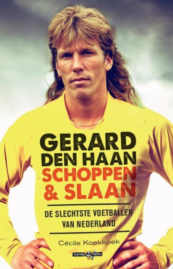 Het boek over Gerard den Haan.