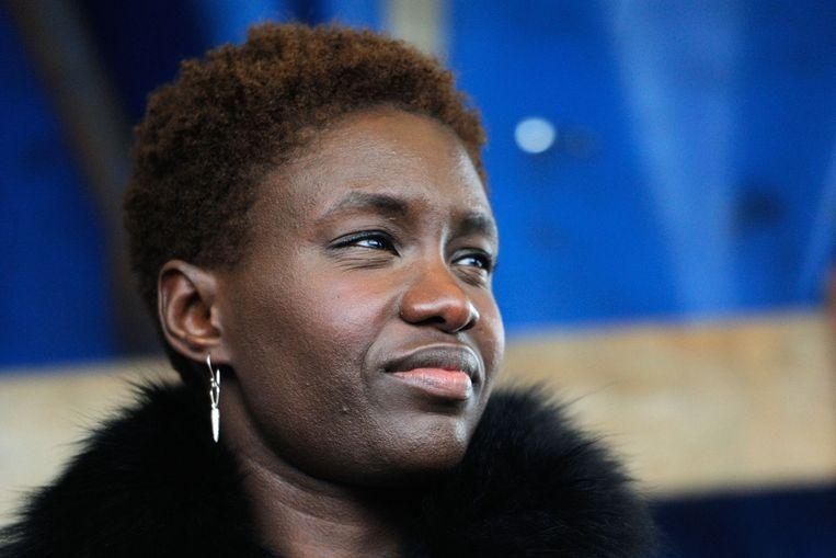 Rokhaya Diallo. Beeld AFP