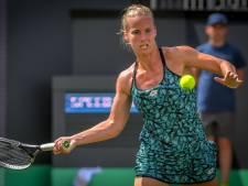 Hogenkamp strandt in kwalificaties Wimbledon, Haase en Griekspoor later vandaag in actie