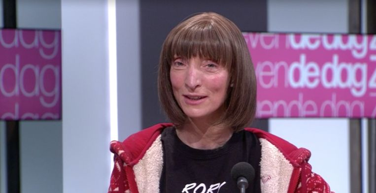Delphine Lecompte Beeld VRT