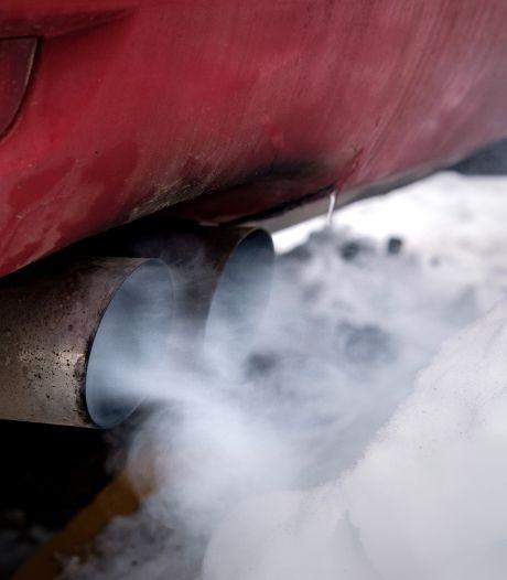 Vanaf maandag boetes voor sterk vervuilende dieselvoertuigen