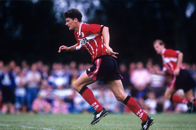 Wim Jonk of PSV  01-01-1995