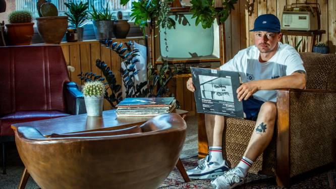 """De 6 mooiste plekjes in Genk volgens rapper Tiewai: """"Koffie drinken tussen de vinylplaten bij George & The Bear vind ik zalig"""""""