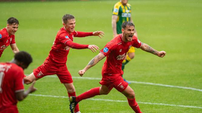 Samenvatting   FC Twente - ADO Den Haag