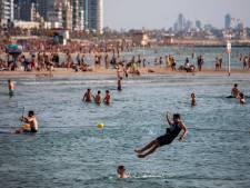 40 degrés à Chypre, 47 au Proche-Orient: une vague de chaleur qui assomme les confinés