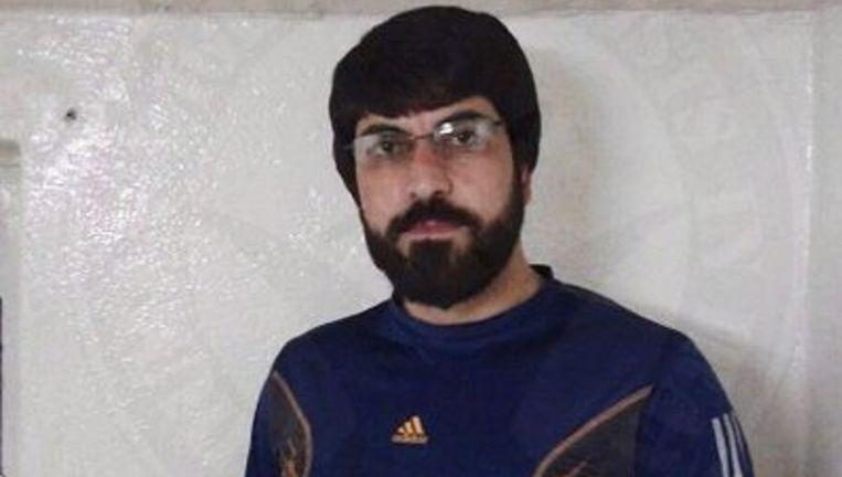Reza Hosseini werd op 3 mei geëxecuteerd.