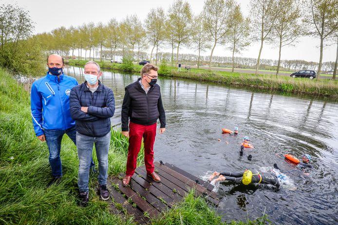 Zwemmen in de Damse Vaart is terug mogelijk