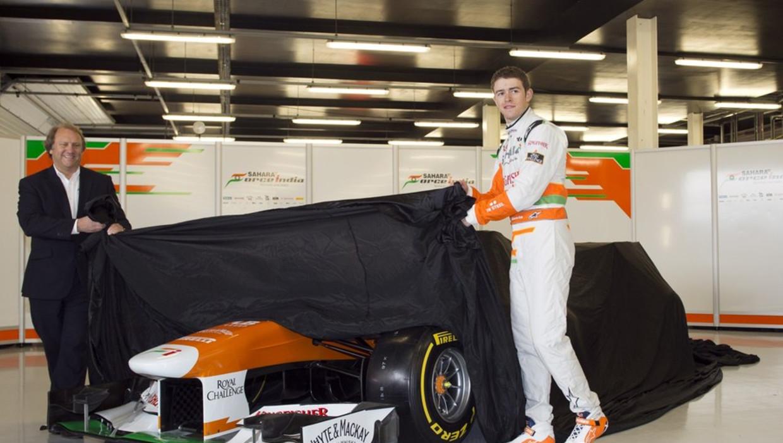 Force India Zoekt Nog Ploegmaat Voor Paul Di Resta