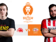 Vier League of Legends-teams strijden om 10.000 euro in de Dutch League Country Finals