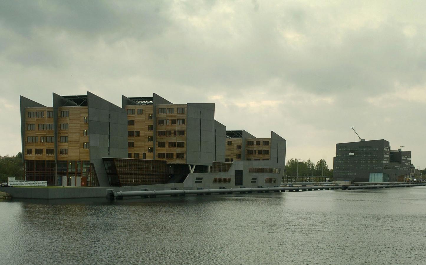 Het stadskantoor in Middelburg.