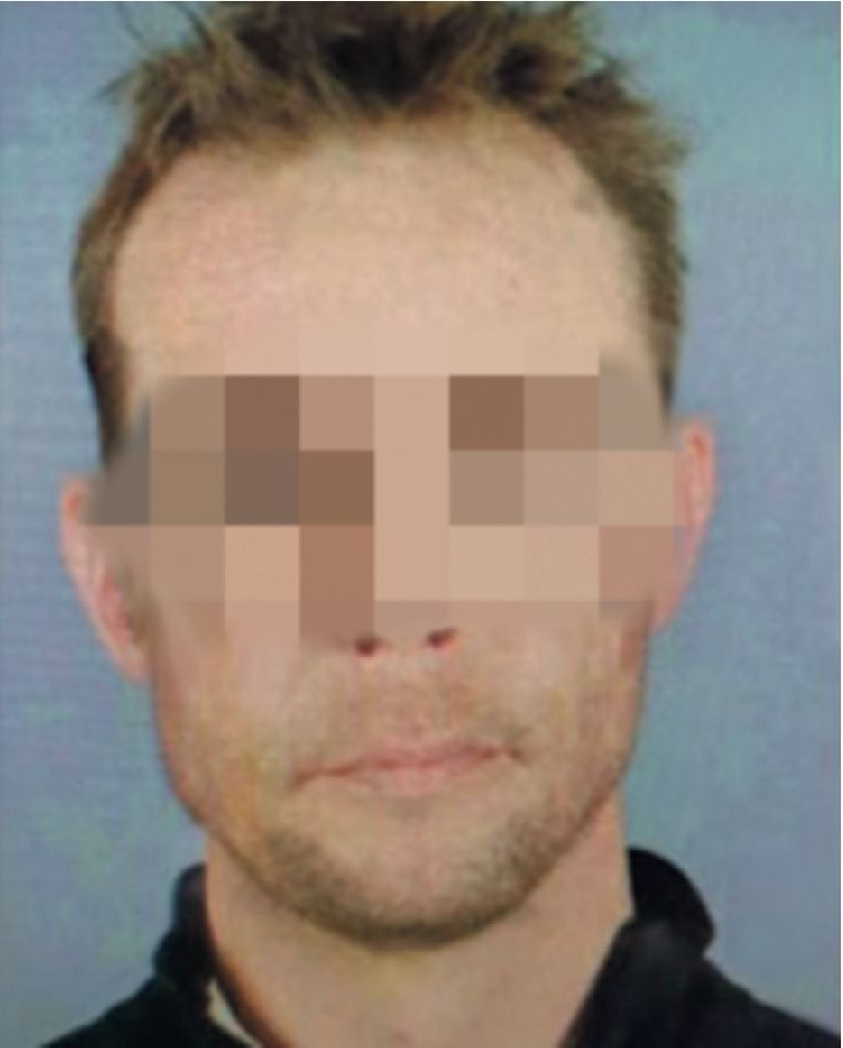 Christian Brückner heeft een reeks veroordeling op zijn naam en is nu verdacht van de verdwijning van Madeleine McCann. Beeld privébeeld