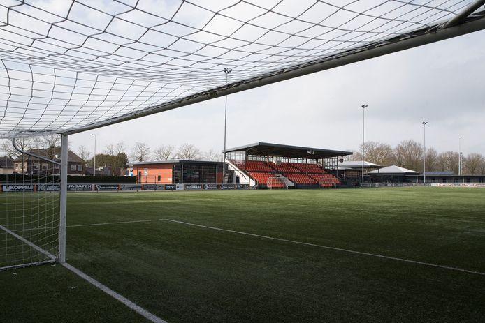 De voetbalvelden blijven niet leeg in 2021.