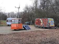 Ecodorp op de Wageningse Berg zoekt nog steeds plek voor een tweede vestiging