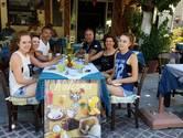 Vakantiegangers uit Eindhoven: Fijne vakantie in die puinhoop