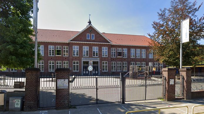 Synergieschool Sint Alfonsus in Roermond.