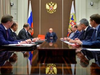 Rusland benadert 'Trump-team' over Syrië