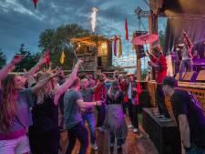 Geen afstand en mondkapjes, wél testen voor festival Puur Natuur in Wolphaartsdijk