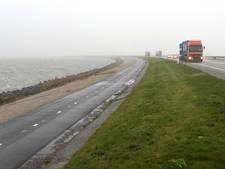 Slachtoffer dodelijk ongeluk op dijk Lelystad - Enkhuizen komt uit Hoorn
