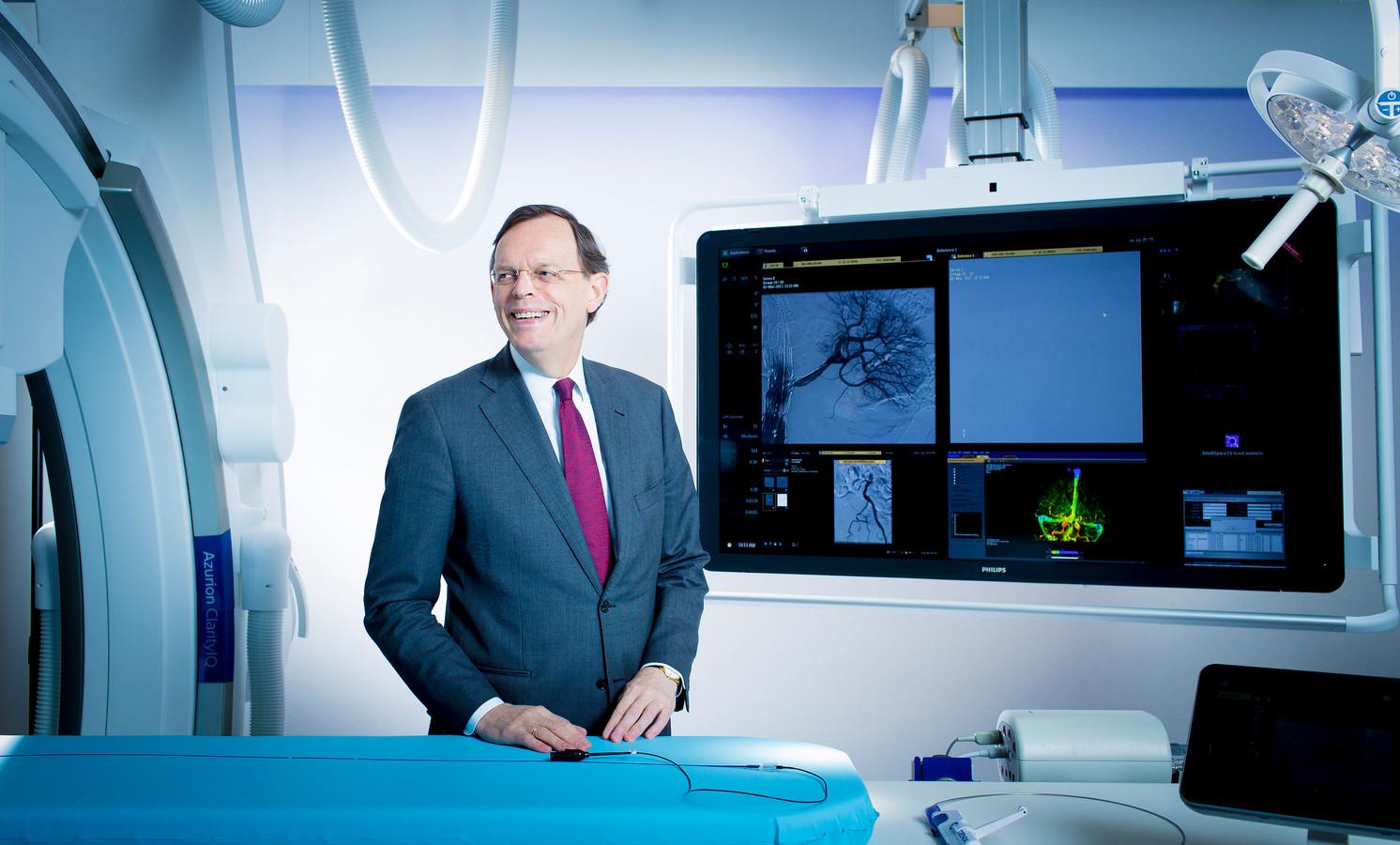 Nederland Best Hans de Jong, CEO Philips Benelux. FOTO: Erik van der Burgt/VRBLD photofilm/Hollandse Hoogte