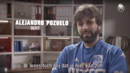 """""""Blijf gewoon nog efkes thuis"""": 'De Ideale Wereld' heeft in Thuis-parodie boodschap voor Pozuelo"""