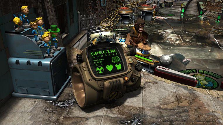 Bekende elementen voor de Fallout-fans. Beeld Zen Studios