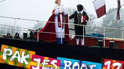 Sinterklaas doet zijn intocht in Nederland voortaan per trein in plaats van per boot