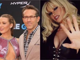 CELEBS 24/7. Blake Lively en Ryan Reynolds maken comeback op de rode loper en Lily James transformeert in Pamela Anderson