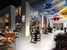 Op zoek naar geheim van de schoen; plan museum in de steigers