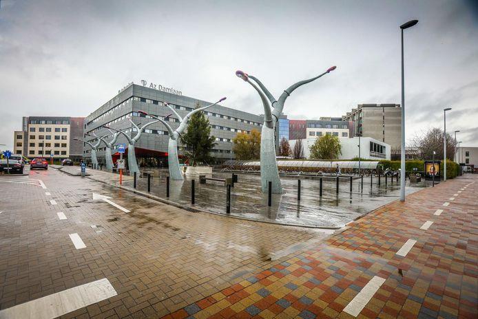 De feiten speelden zich af in het AZ Damiaan in Oostende.