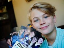Amersfoortse Thimo (13) staat in de finale van het Junior Songfestival: 'Ik denk dat het wel goed gaat komen'