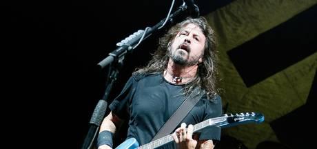 Foo Fighters na 3 jaar alsnog op Pinkpop