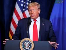 """Trump exprime sa solidarité avec la France et dénonce des """"attaques terroristes"""" inacceptables"""