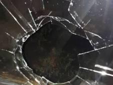 Politie is degenen die ruiten kapot gooien in Driebergen op het spoor