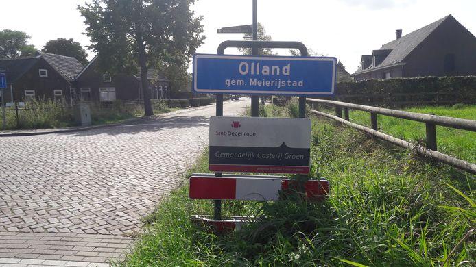 De leefbaarheid van Olland staat al jaren onder druk, er wordt haast niet gebouwd in deze kern van Meierijstad.