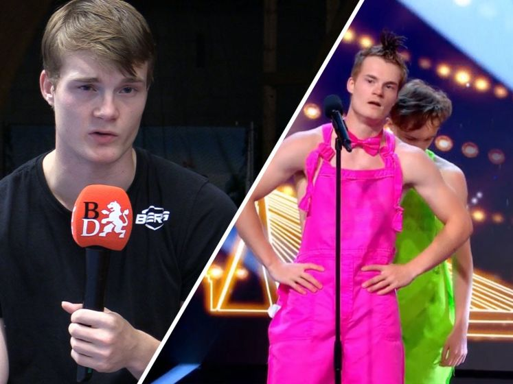 Brabantse trampolinespringers doen mee aan Holland's got Talent