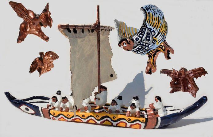 Omzwervingen door corona om thuis te komen in Ithaka.