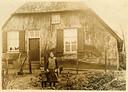 Een Marense boerderij in de jaren dertig van de vorige eeuw. In het dorp waren toen tal van keuterboertjes.