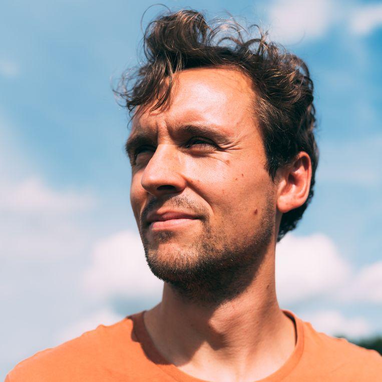 Matthias Verkerk (30).  Beeld Rebecca Fertinel