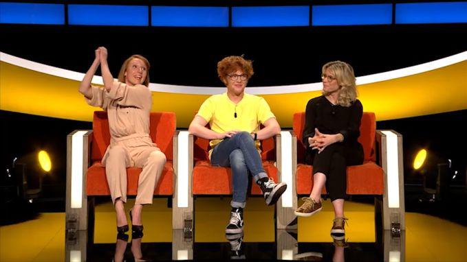 """""""Ik had echt schrik"""": Erik Van Looy over rijkunsten van Linde Merckpoel"""