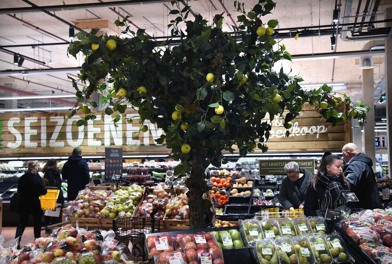 Ook In De Supermarkt Wil Klant Iets Beleven De Volkskrant