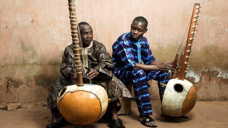 Toumani Diabaté & Sidiki Diabaté Beeld World Circuit Records