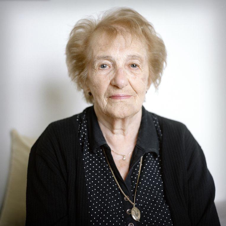 Marga Minco in 2010. Beeld Joost van den Broek / de Volkskrant