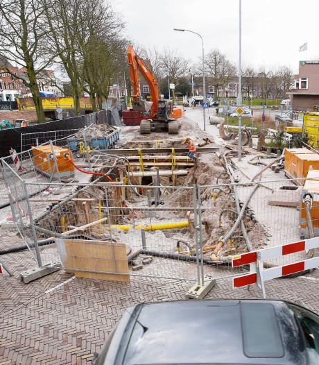 Riool in Tiels centrum wordt opgeknapt, maar automobilisten moeten wel meewerken