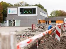 Ook met negen lokalen erbij heeft OC Leijpark te weinig plek voor groeiend aantal leerlingen